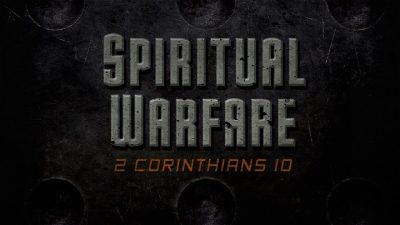 2 Corinthians 10 2020 16x9 title