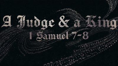 A Judge & a King TITLE