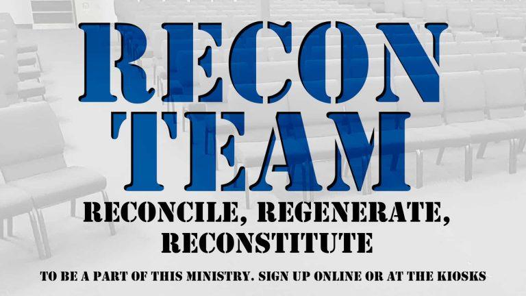 CCLM Recon Team SCREEN