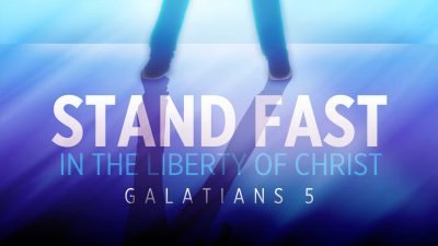 Galatians 5 2021 16x9 Title