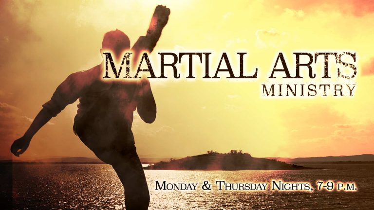 Martial Arts Ministry COFFEESHOP