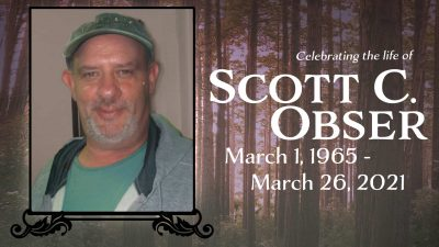Scott Obser Memorial SCREEN
