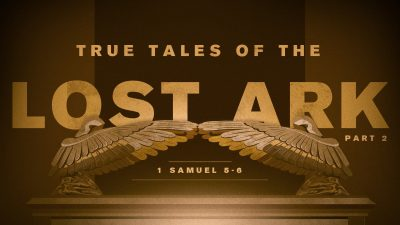 youtube thumbnail - true tales of the lost ark part 2